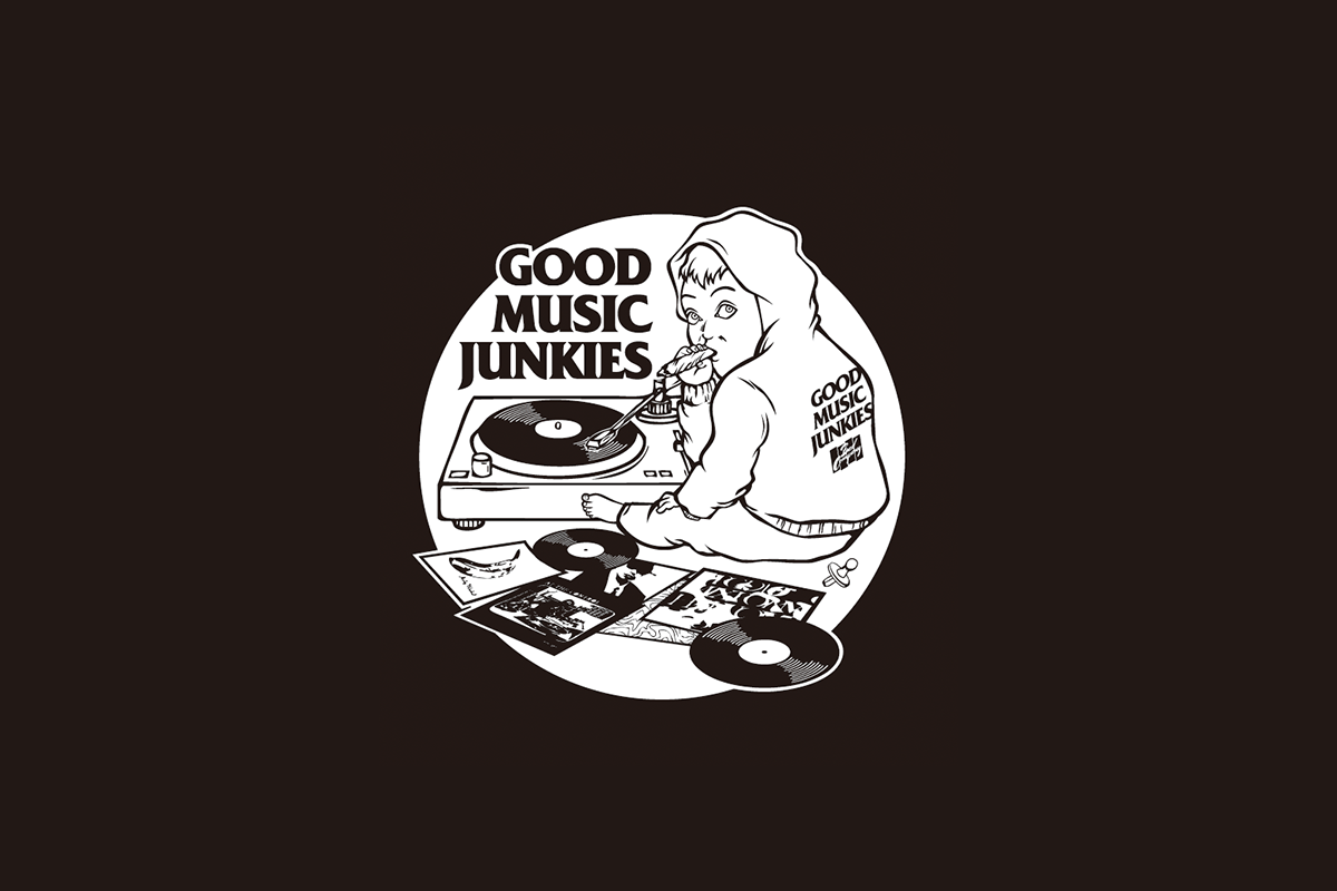 GOOD MUSIC JUNKIES
