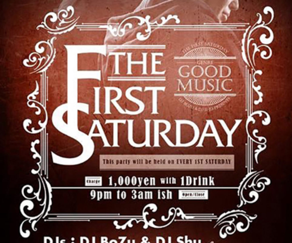THE FIRST SATURDAY